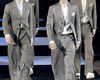 Relaxed offerings from Armani for summer 2005