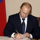 Russia signs the Kyoto Climate Change Treaty