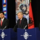 NATO Secretary General welcomes Albania and Croatia as NATO members